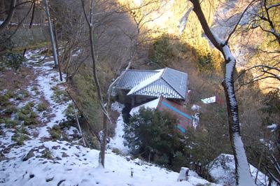 倉沢村の家